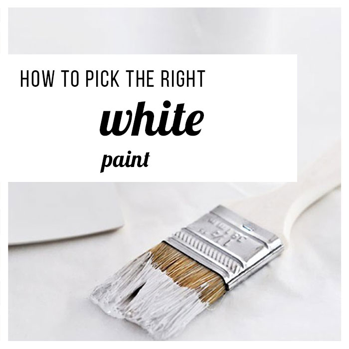 How To Choose The Right Off White Paint: How To Pick The Right White Paint