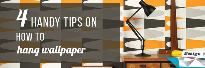 how to hang wallpaper. Black Bedroom Furniture Sets. Home Design Ideas