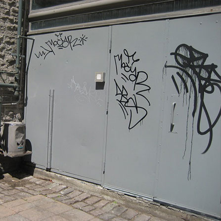 graffiti-removal